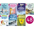 Oxford Reading Tree Word Sparks: Level 10: Class Pack of 48