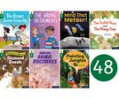 Oxford Reading Tree Word Sparks: Level 12: Class Pack of 48