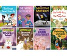 Oxford Reading Tree Word Sparks: Level 12: Mixed Pack of 8