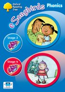 Oxford Reading Tree: Levels 3-4: e-Songbirds Phonics: CD-ROM Single-User Licence