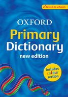 Primary Dictionary with Primary Activities CD
