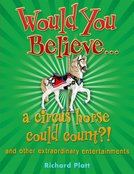 Would You Believe... a circus horse could count?!