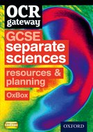 OCR Gateway GCSE Separate Sciences Resources and Planning OxBox CD-ROM