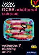 AQA GCSE Additional Science Resources and Planning OxBox CD-ROM