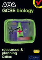 AQA GCSE Biology Resources and Planning OxBox CD-ROM