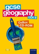 GCSE Geography OCR B OxBox CD-ROM