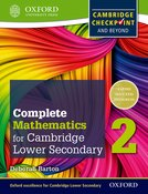 Complete Mathematics for Cambridge Lower Secondary 2