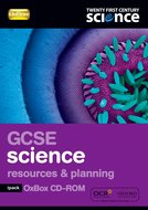 Twenty First Century Science: GCSE Science Resources & Planning iPack OxBox 2/E