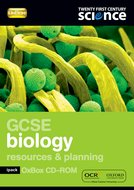Twenty First Century Science: GCSE Biology Resources & Planning iPack OxBox 2/E