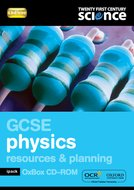 Twenty First Century Science: GCSE Physics Resources & Planning iPack Oxbox 2/E