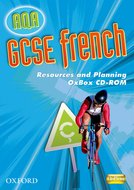 AQA GCSE French Resources and Planning OxBox CD-ROM