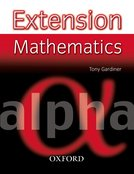 Extension Mathematics: Year 7: Alpha