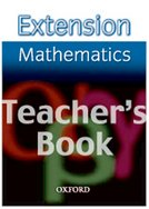 Extension Maths: Teacher's Book