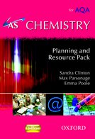 AS Chemistry Planning & Resource Pack with OxBox CD-ROM