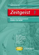 Zeitgeist: 1: AS AQA Resource & Assessment OxBox CD-ROM