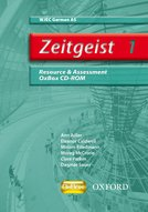 Zeitgeist: 1: AS WJEC Resource & Assessment OxBox CD-ROM