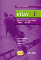 Élan: 1: AS Edexcel Resource & Assessment OxBox CD-ROM