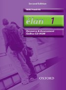 Élan: 1: AS WJEC Resource & Assessment OxBox CD-ROM