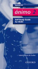 nimo: 2: A2 WJEC Self-Study Guide with CD-ROM