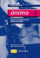 Ánimo: 2: A2 Edexcel Resource & Assessment OxBox CD-ROM