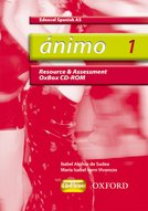 Ánimo: 1: AS Edexcel Resource & Assessment OxBox CD-ROM