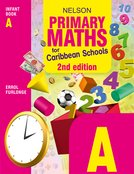 Nelson Primary Maths for Caribbean Schools Infant Book A