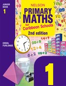 Nelson Primary Maths for Caribbean Schools Junior Book 1