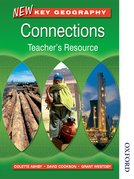 New Key Geography: Connections - Teacher's Resource with CD-ROM