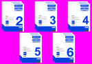 Oxford National Curriculum Tests: Mathematics Year 2-6 Easy Buy Pack