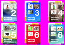 Oxford National Curriculum Tests: Reading Year 2-6 Easy Buy Pack