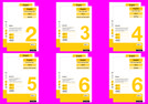 Oxford National Curriculum Tests: Grammar, Punctuation & Spelling Year 2-6 Easy Buy Pack