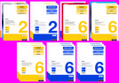Oxford National Curriculum Tests: End of Key Stage Tests (Years 2 & 6) Easy Buy Pack