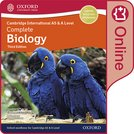 Cambridge International AS & A Level Complete Biology Enhanced Online Student Book