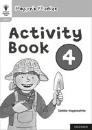 Oxford Reading Tree: Floppy's Phonics: Activity Book 4