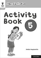 Oxford Reading Tree: Floppy's Phonics: Activity Book 5