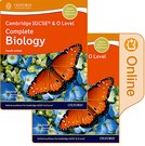 Cambridge IGCSE® & O Level Complete Biology: Print and Enhanced Online Student Book Pack Fourth Edition