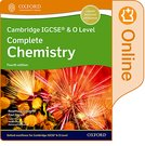 Cambridge IGCSE® & O Level Complete Chemistry: Enhanced Online Student Book Fourth Edition