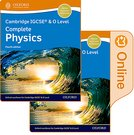 Cambridge IGCSE  O Level Complete Physics: Print and Enhanced Online Student Book Pack Fourth Edition