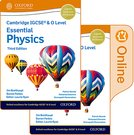Cambridge IGCSE® & O Level Essential Physics: Print and Enhanced Online Student Book Pack Third Edition