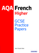 GCSE French Higher Practice Papers AQA - Exam Revision Practice 9-1