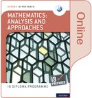 Oxford IB Diploma Programme: IB Prepared: Mathematics Analysis and Approaches Token Online Book