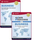 Business for Cambridge International AS and A Level: Student Book & Exam Success Guide Pack (First Edition)