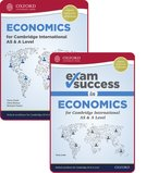 Economics for Cambridge International AS and A Level: Student Book  Exam Success Guide Pack