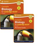 Complete Biology for Cambridge IGCSE®: Student Book & Revision Guide Pack