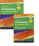 Complete Chemistry for Cambridge IGCSE®: Student Book & Revision Guide Pack