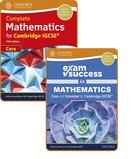 Complete Mathematics for Cambridge IGCSE® (Core): Student Book & Exam Success Guide Pack