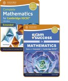 Complete Mathematics for Cambridge IGCSE® (Extended): Student Book & Exam Success Guide Pack