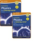 Complete Physics for Cambridge IGCSE®: Student Book & Revision Guide Pack