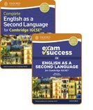 Complete English as a Second Language for Cambridge IGCSE®: Student Book & Exam Success Guide Pack