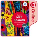 MYP Spanish Language Acquisition (Capable) Enhanced Online Book